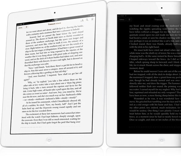 iBooks em iPads
