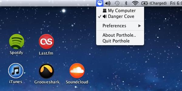 Porthole no Mac