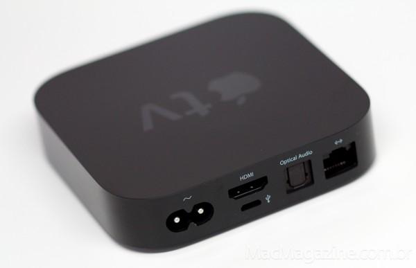 Review - Apple TV de terceira geração (foto by MacMagazine)