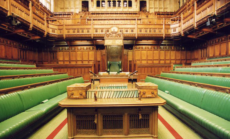 Câmara dos Comuns do Reino Unido