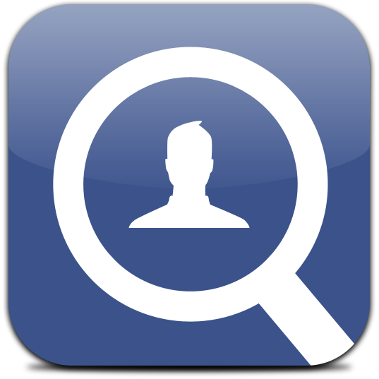 Ícone - Find My Facebook Friends