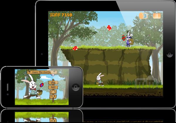 Save The Easter - iPad e iPhone