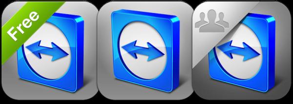 Ícones - TeamViewer