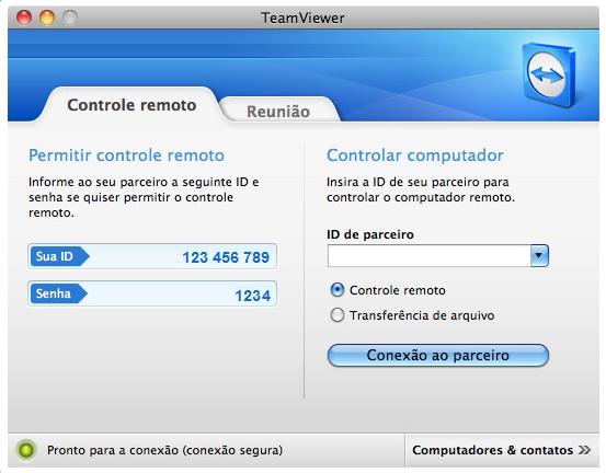 TeamViewer 7 para Mac