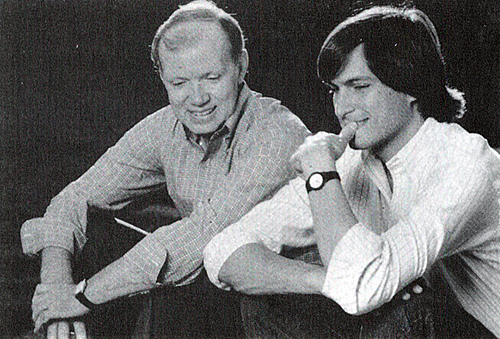Regis McKenna e Steve Jobs