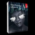 Caixa do Adobe Photoshop Lightroom 4