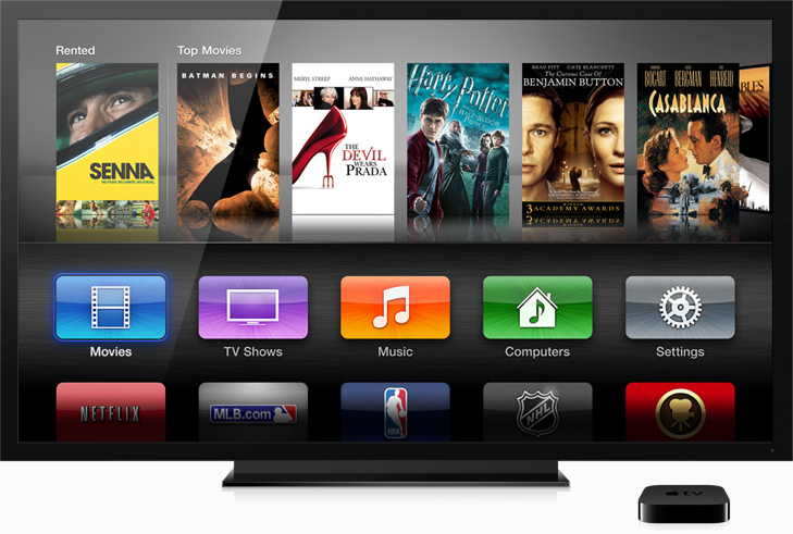 Nova Apple TV
