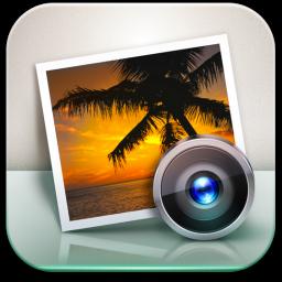 Ícone do iPhoto para iOS
