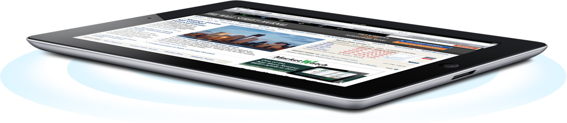 Novo iPad Wi-Fi + 4G