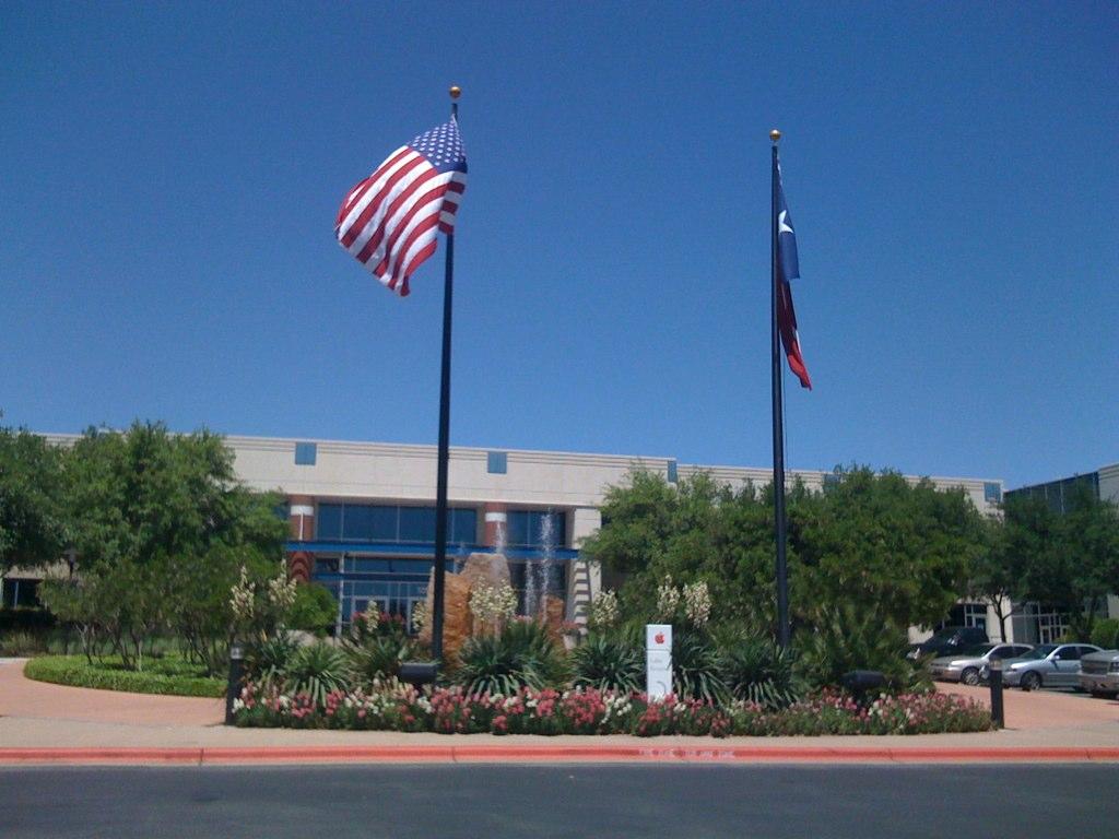 Campus da Apple no Texas
