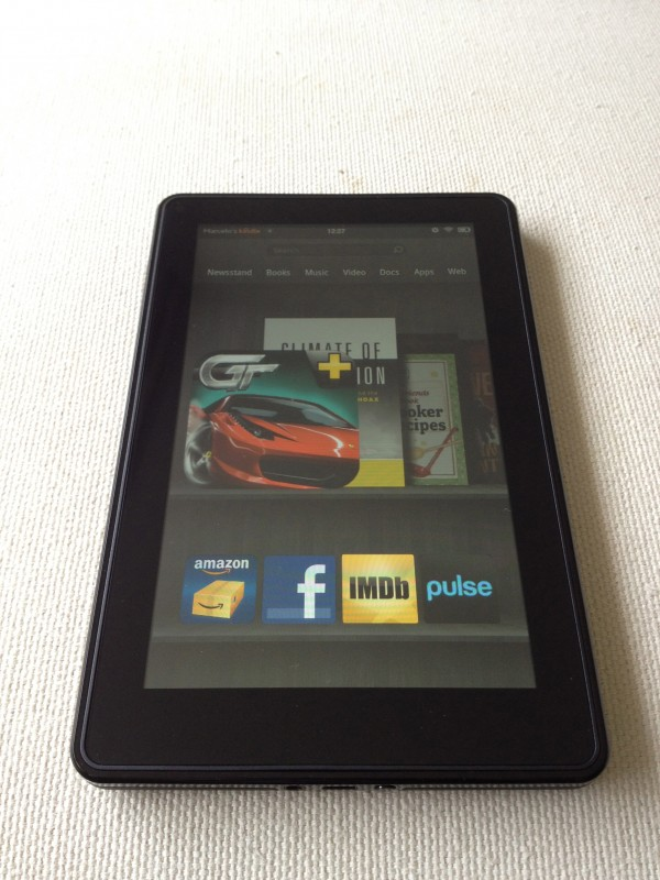 Kindle Fire Icon
