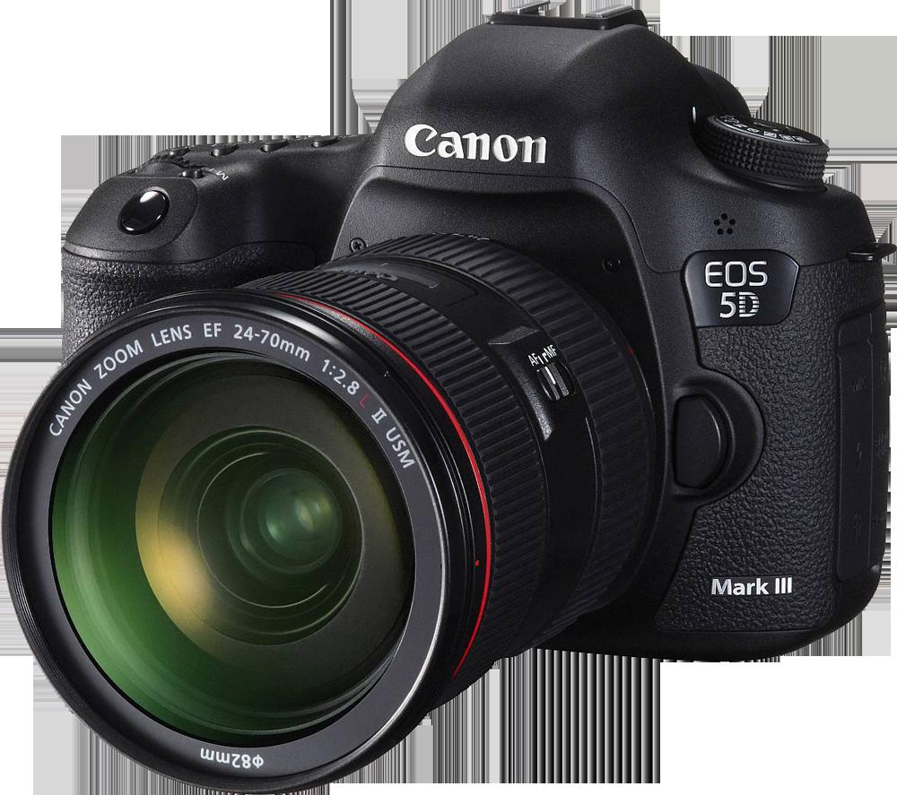 Câmera - Canon EOS 5D Mark III