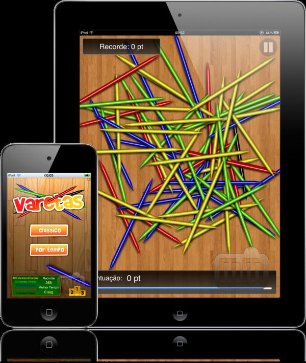 Varetas HD - iPad e iPod touch