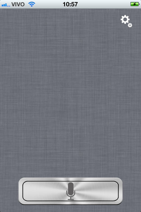 Voice Assistant - iPhone