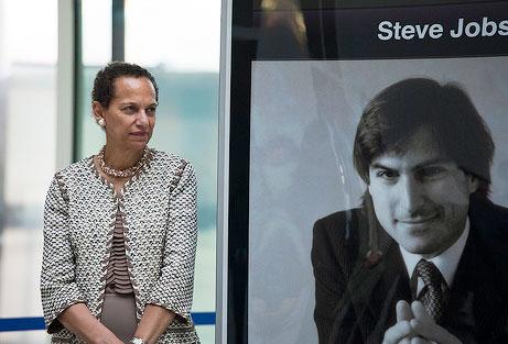 Exposição de Steve Jobs no WIPO