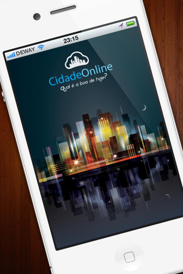 Cidade Online - iPhone