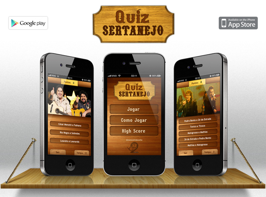 QuizSertanejo - iPhones