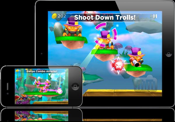 Skylanders Cloud Patrol - iPad e iPhone