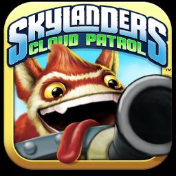 Ícone - Skylanders Cloud Patrol