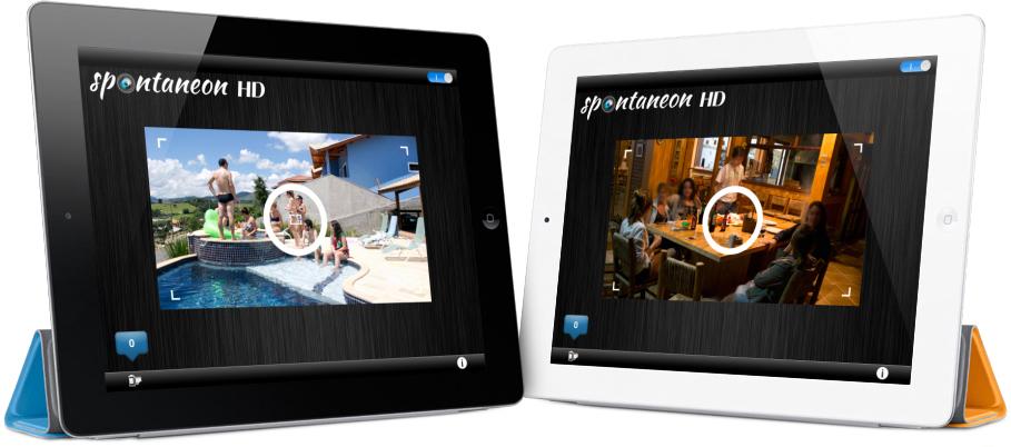 Spontaneon para iPads