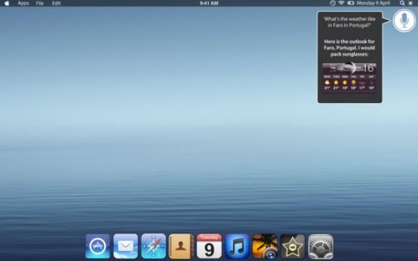 Conceito de Mac OS XI