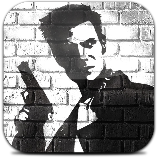 Ícone do Max Payne