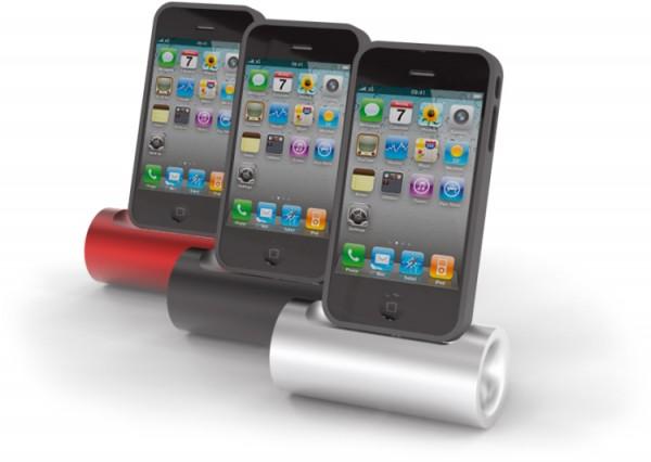 Docks LIL KIKR com iPhones