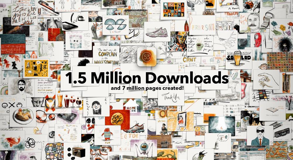 Paper com 1,5 milhão de downloads