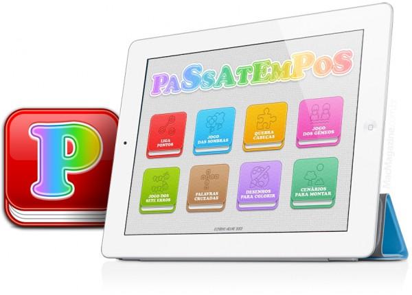 Passatempos - iPad