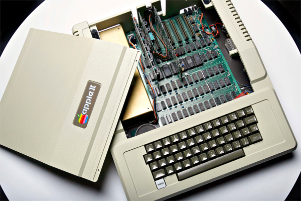 Apple II aberto