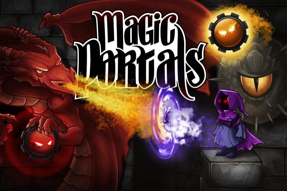 Magic Portals - iPhone