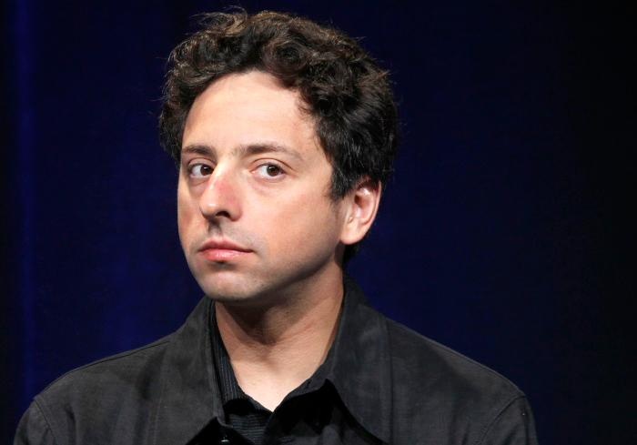 Sergey Brin, cofundador do Google