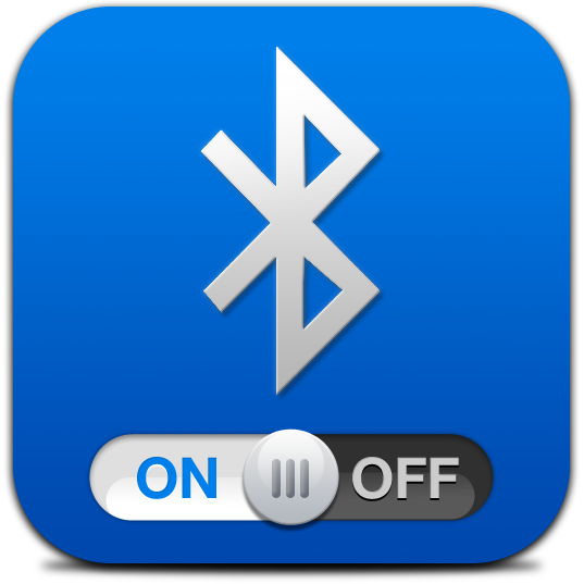 Ícone - Bluetooth OnOff.