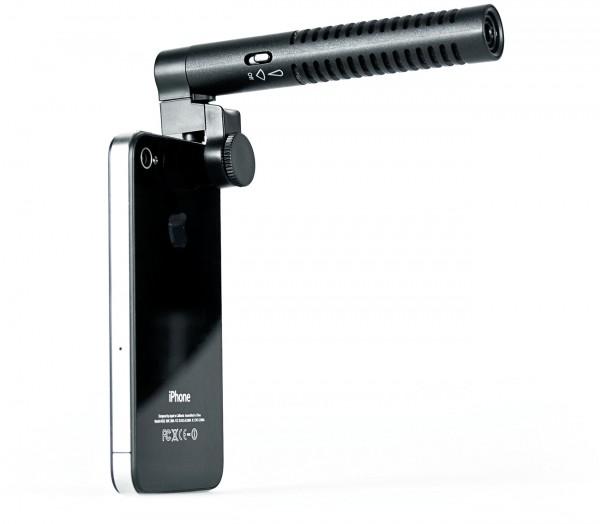 The iPhone Boom Mic