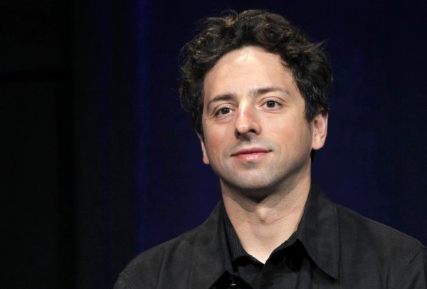 Sergey Brin, cofundador do Google