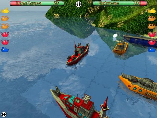 Ships N Battles - iPad