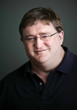 Gabe Newell, cofundador da Valve