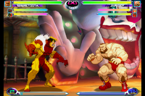 Marvel vs. Capcom 2 para iPhone