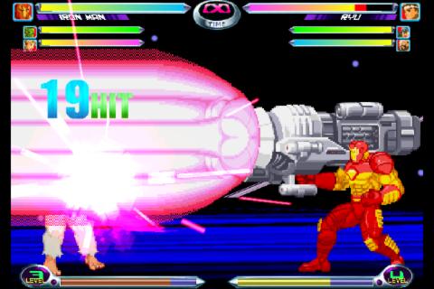 Marvel vs. Capcom 2 para iPhone