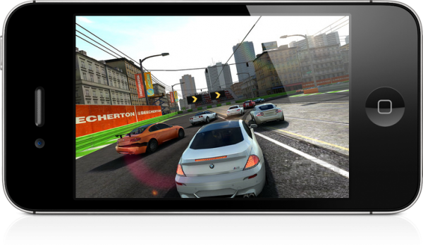 Real Racing 2 para iPhones/iPods touch