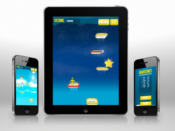 Astro Jump - iPads e iPhones