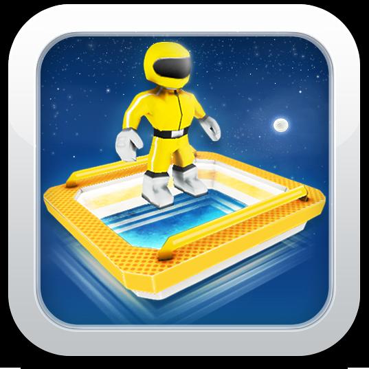 Ícone - Astro Jump