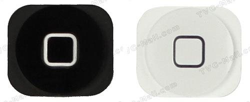 Botão Home do futuro iPhone (frente)