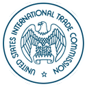 Logo da United States International Trade Commission (ITC)