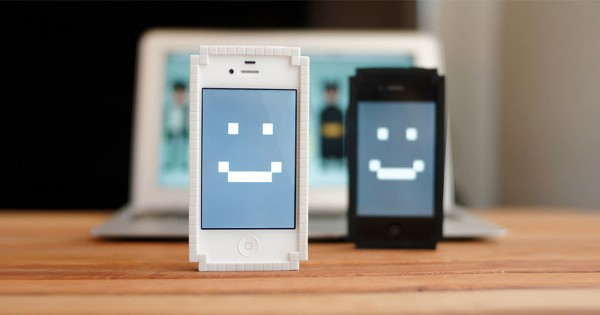 Big Big Pixel - Bumper de 8 bits para iPhone