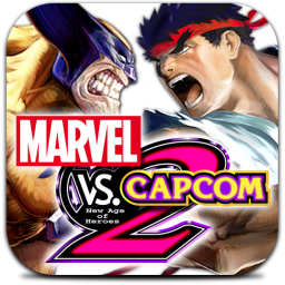 Ícone - MARVEL VS. CAPCOM 2