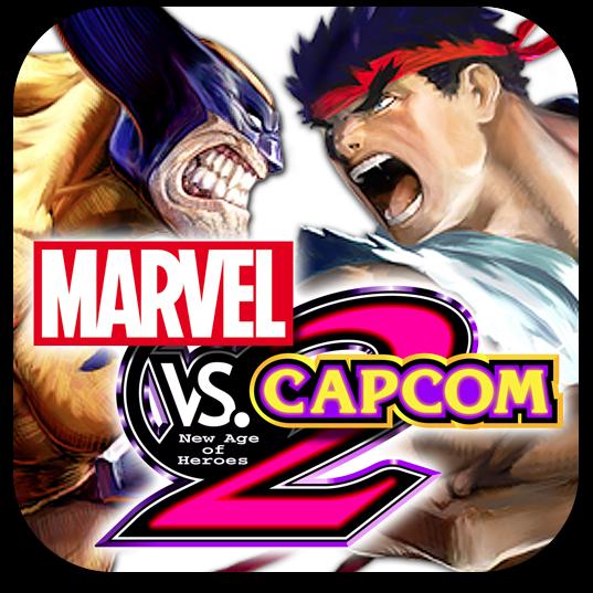 Ícone - MARVEL VS. CAPCOM 2