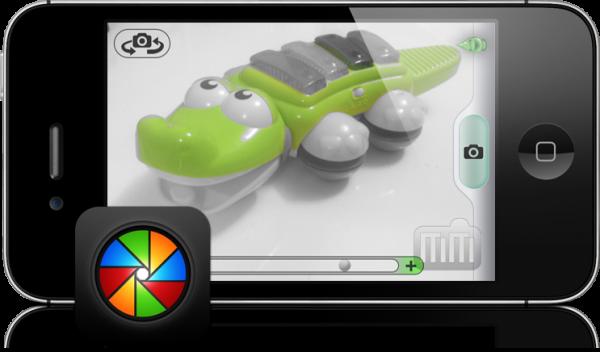 SplashCam - iPhone