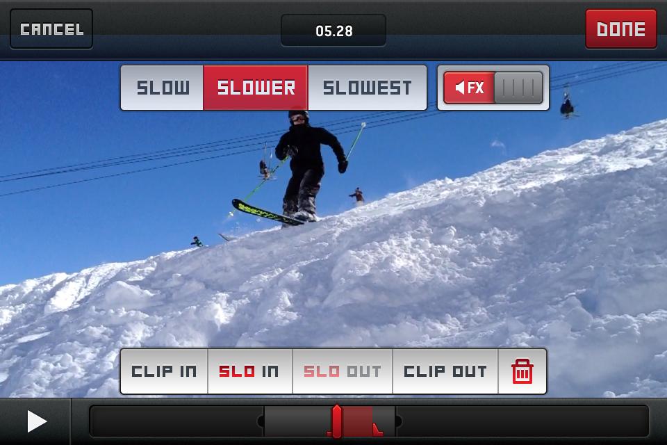 SloPro - iPhone