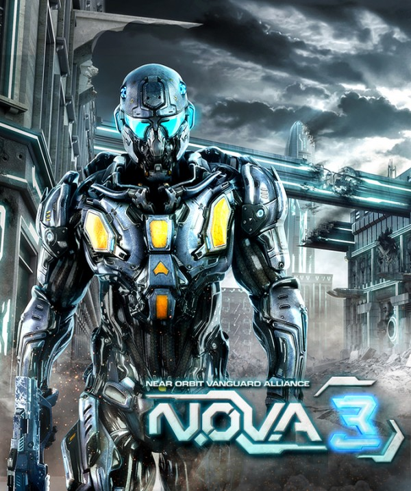 Gameloft - N.O.V.A. 3
